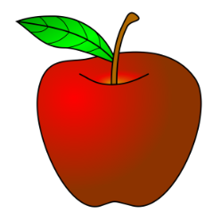 Highland Terrace PTA Golden Apple Award
